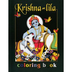 Krishna-Lila Coloring Book